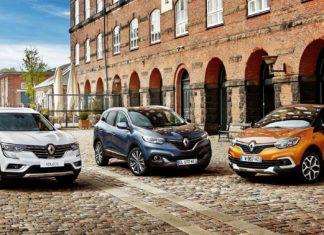 Najchętniej kupowane auta w Europie. Podział na segmenty