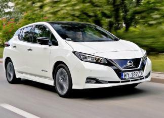 Nissan Leaf Tekna – TEST