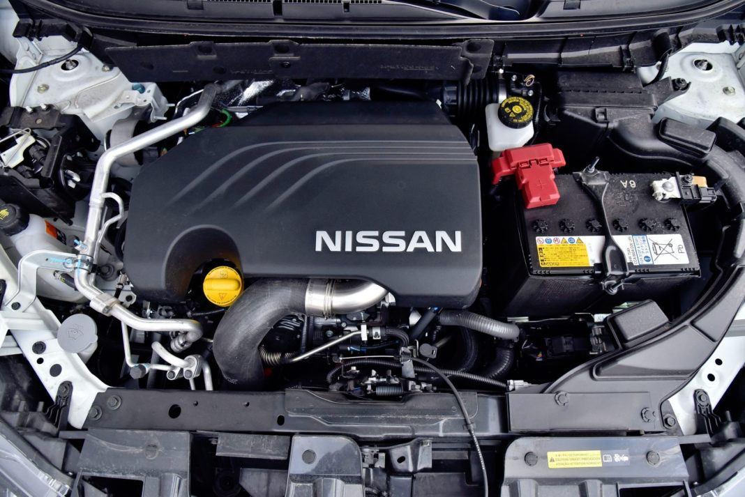 Nissan X-Trail - silnik