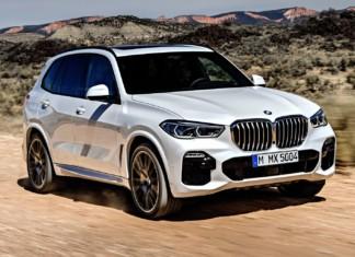 Jeszcze większe i bardziej terenowe - oto nowe BMW X5 (G05)