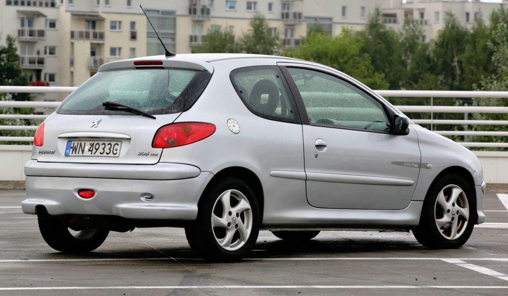 Peugeot 206 - opinie z forum
