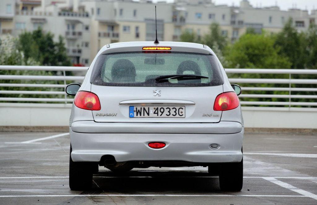 Używany Peugeot 206 - opinie
