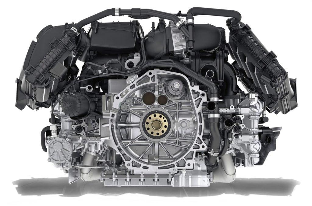 Silnik 2.0 Porasche