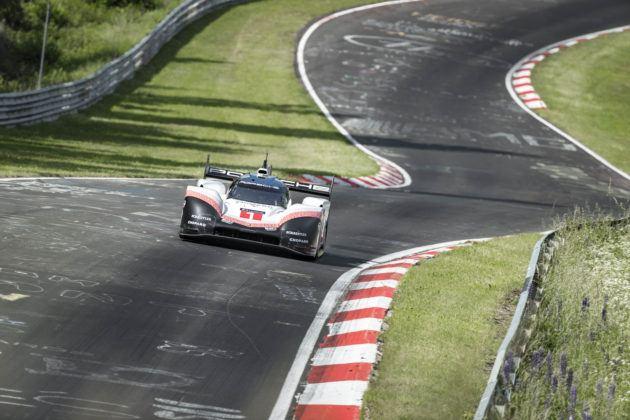 Porsche 919 Hybrid Evo - Nordschleife Nurburgring