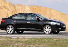 Renault Fluence - otwierające
