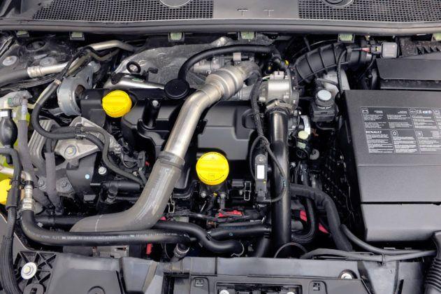 Renault Fluence - silnik