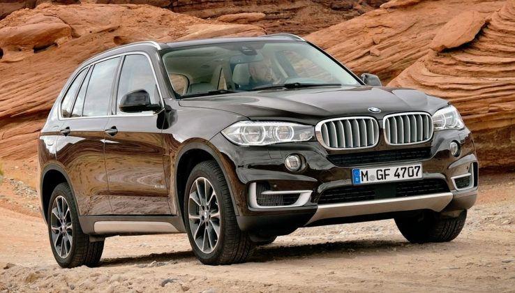 SUVy klasy wyższej - BMW X5