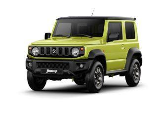 Nowe Suzuki Jimny – czwarta generacja małej terenówki – informacje, zdjęcia