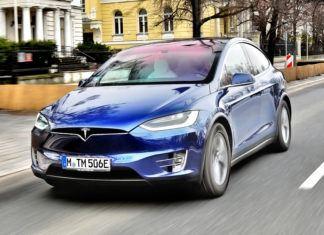 Tesla Model X P100D – TEST