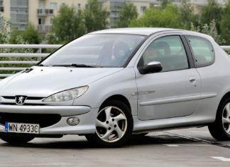 Używany Peugeot 206 (1998-2012) – OPINIE, typowe usterki