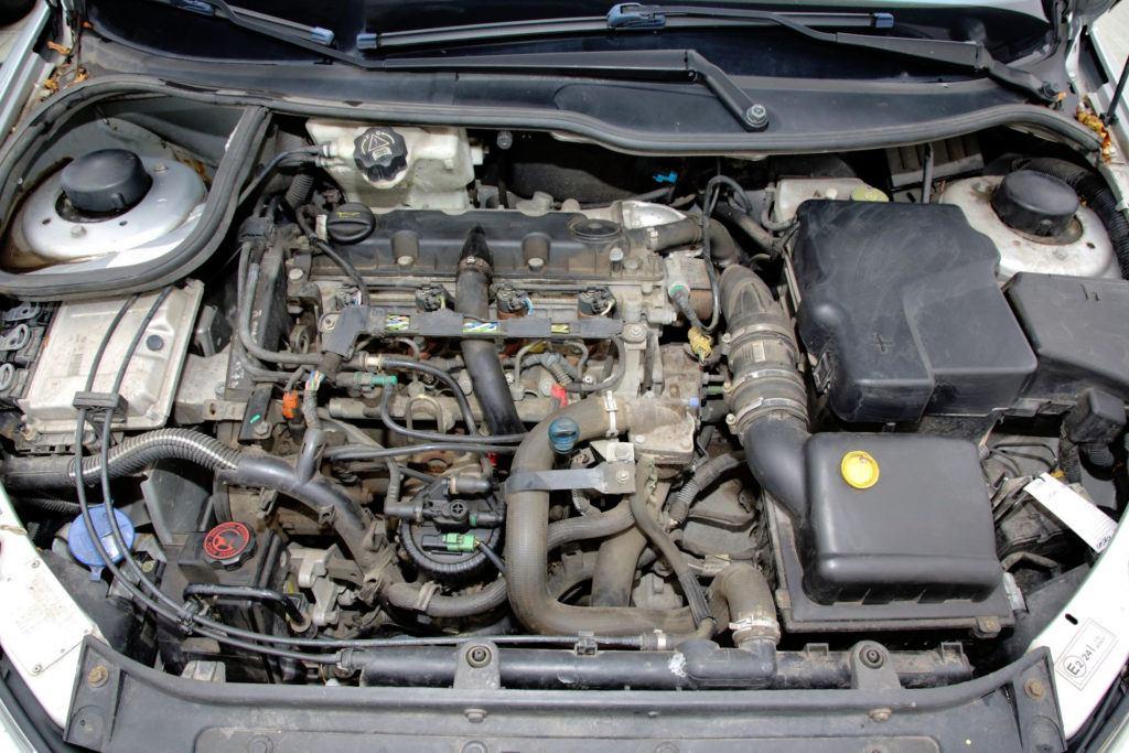 Peugeot 206 - opinie o silnikach
