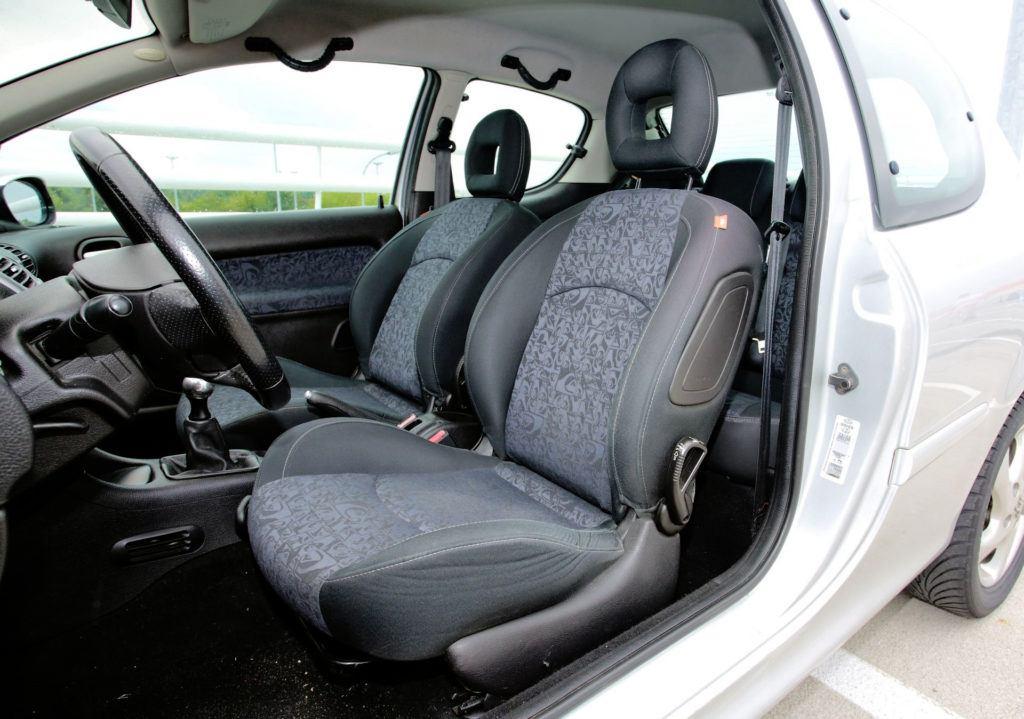 Peugeot 206 - opinie