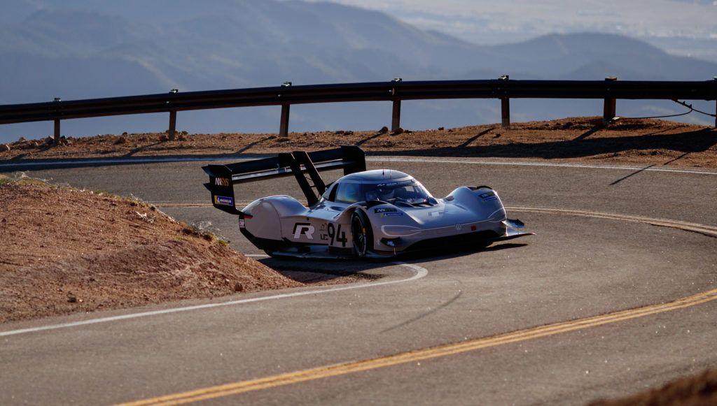 Volkswagen I.D. R - wyścig