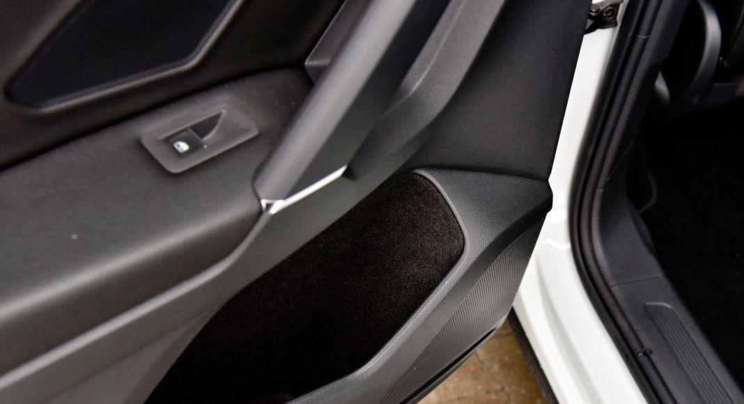 Volkswagen Tiguan - kieszenie
