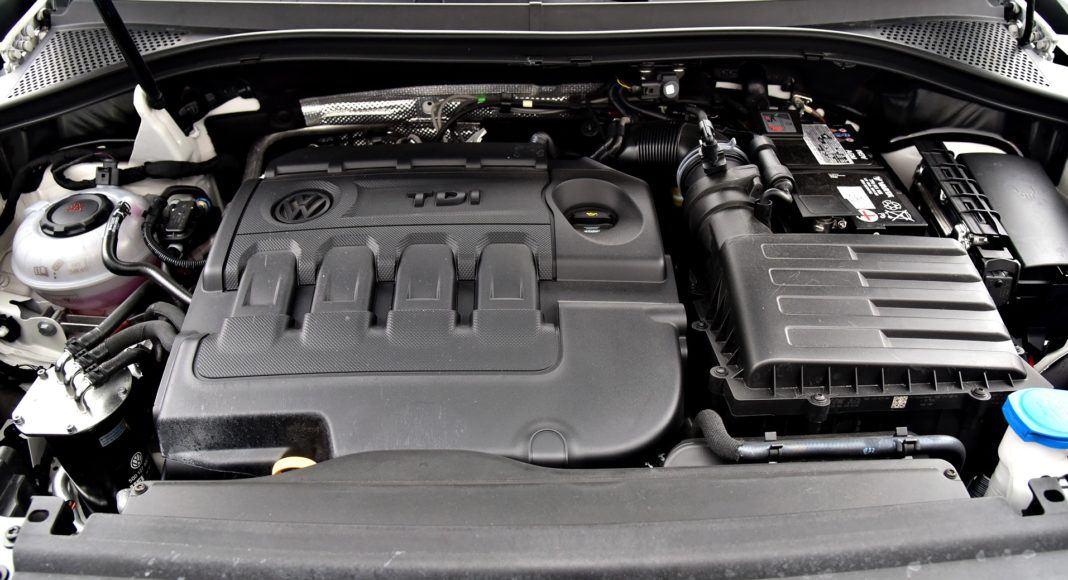 Volkswagen Tiguan - silnik