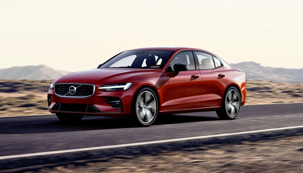 Volvo S60 - dynamiczne