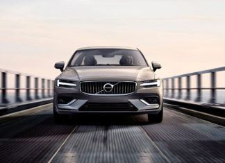 Nowe Volvo S60 – born in the USA