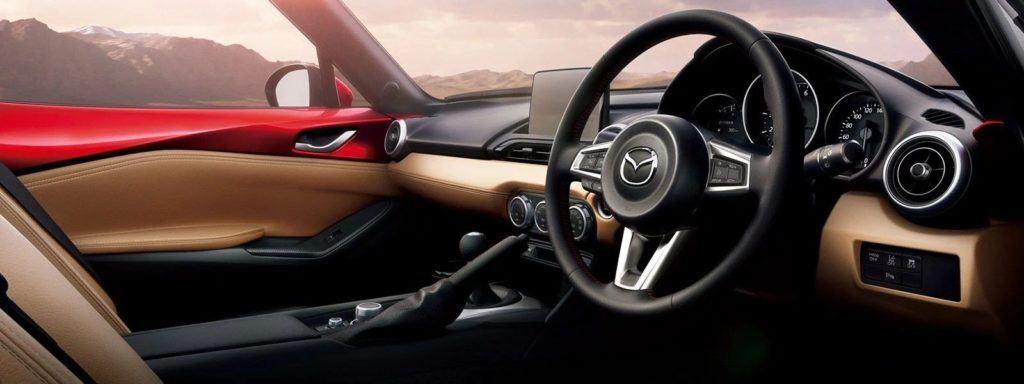 Mazda MX-5 po liftingu (generacja ND)