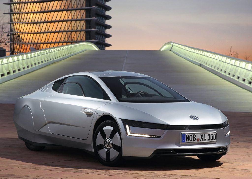 Volkswagen XL1 (2014)