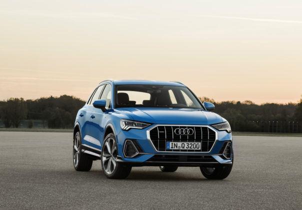 Audi Q3 (przód)