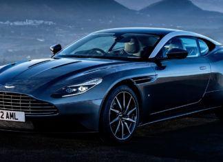 Aston Martin DB11 - dane techniczne