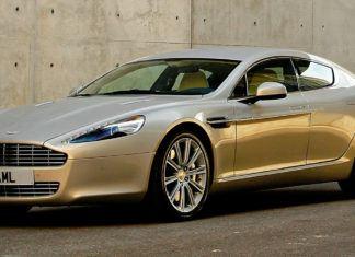 Aston Martin Rapide - dane techniczne