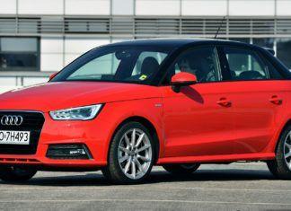 Audi A1 - dane techniczne
