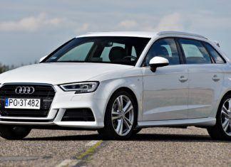 Audi A3 - dane techniczne