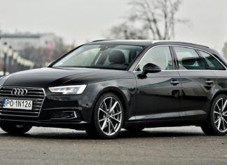Audi A4 - dane techniczne