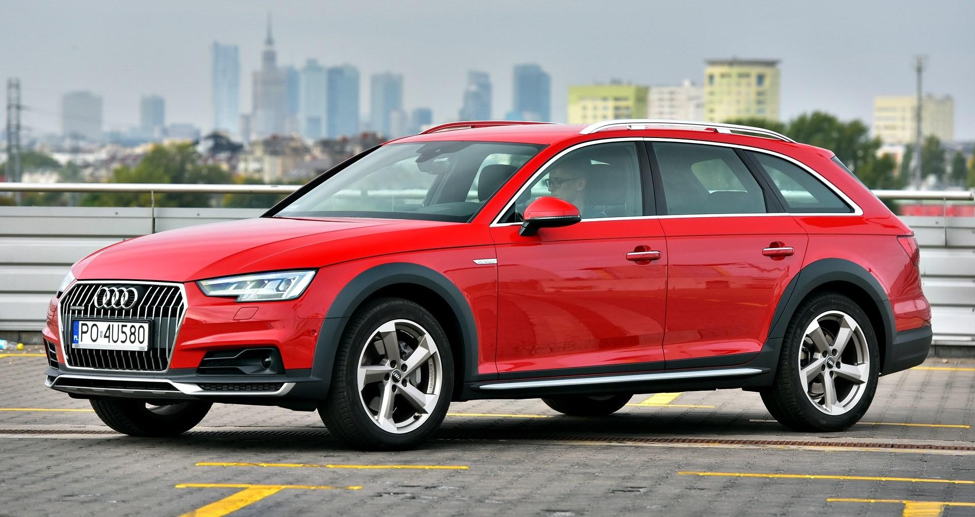 Audi A4 Allroad Dane Techniczne