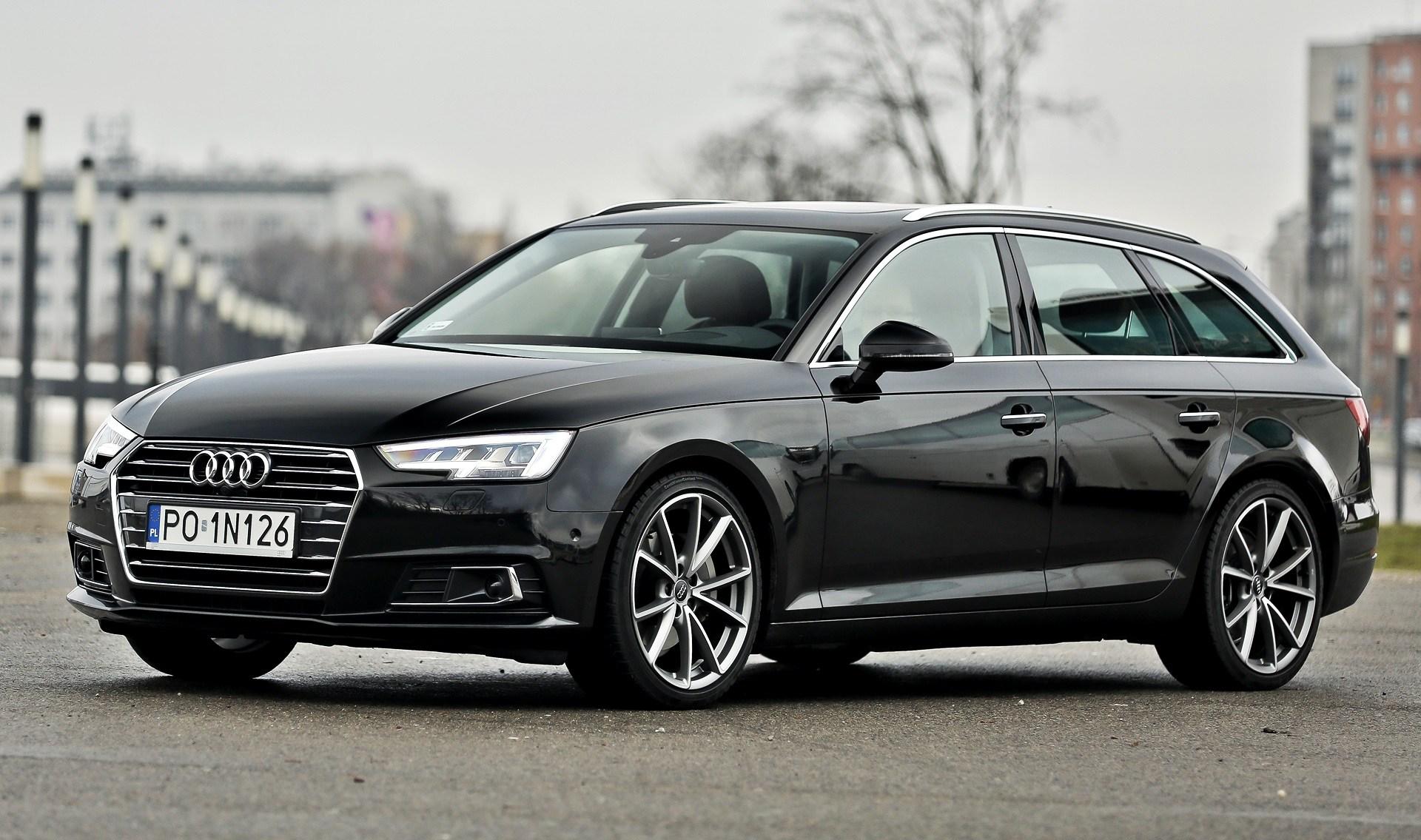 Audi A4 Dane Techniczne