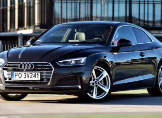 Audi A5 - dane techniczne