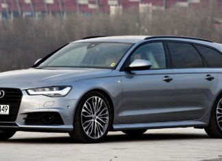 Audi A6 - dane techniczne
