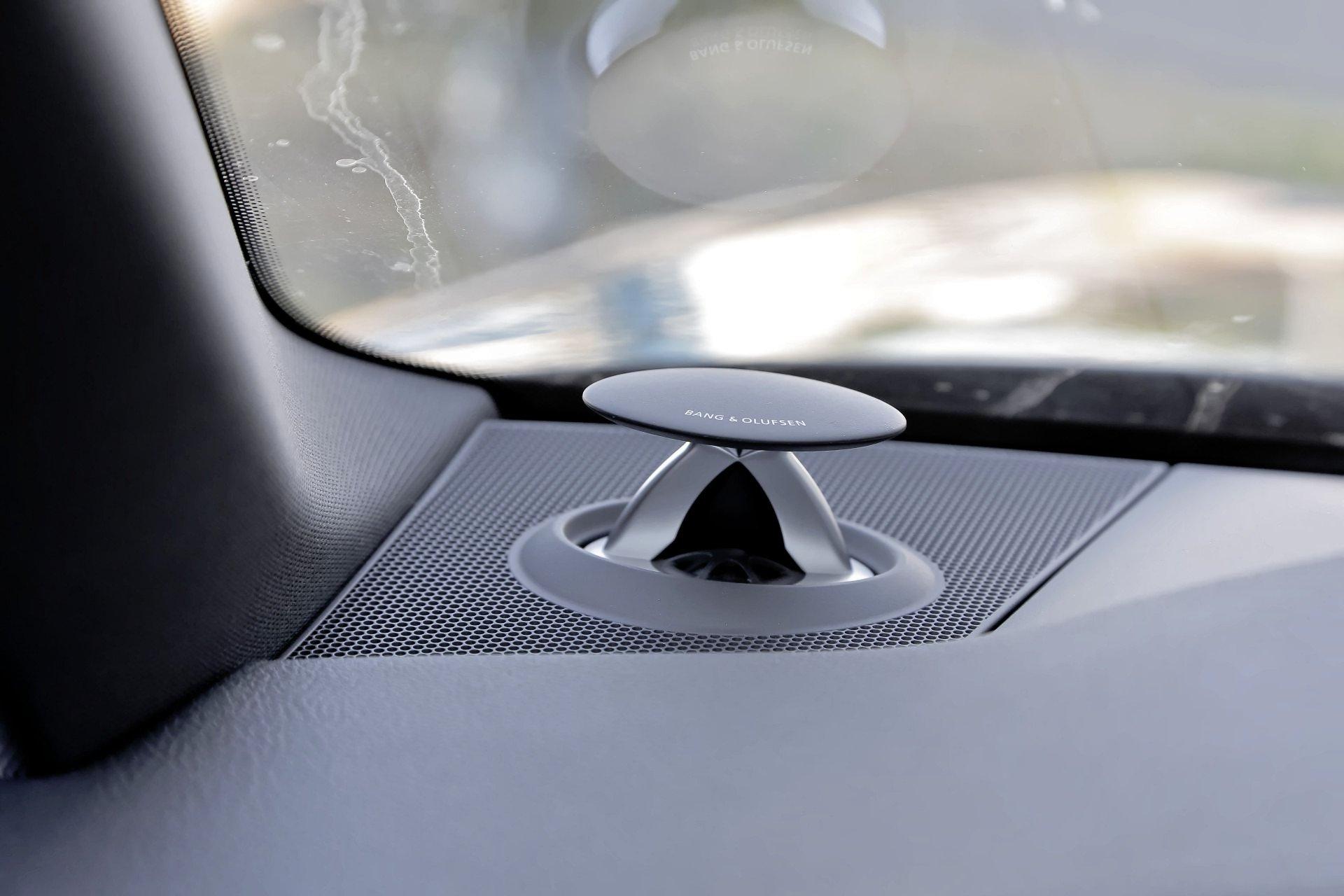 Audi A6 - głośnik