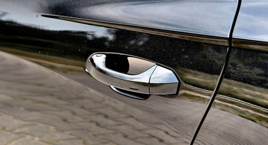 Audi A6 - klamka