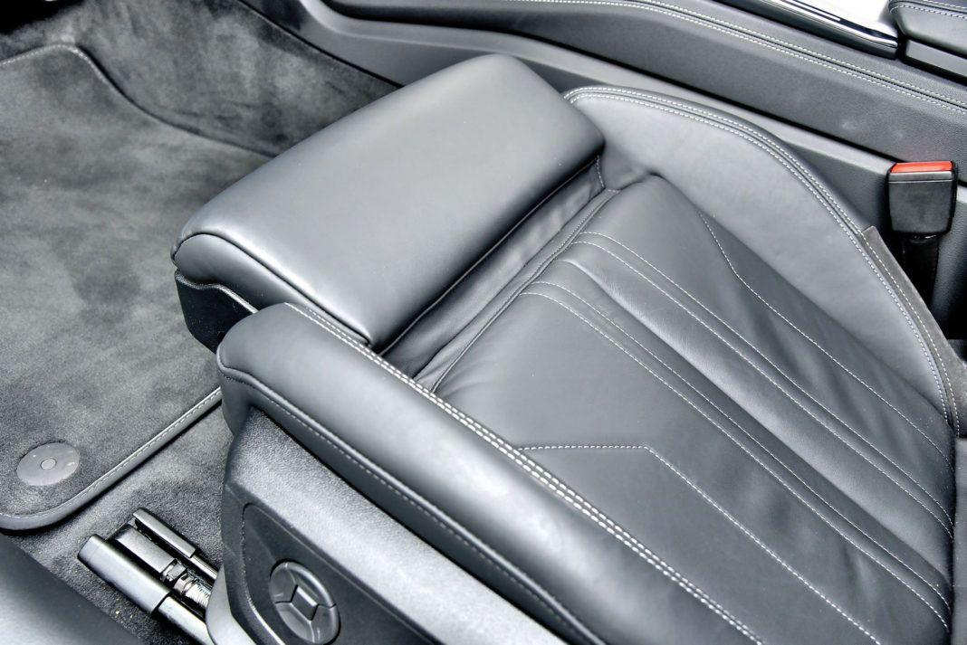 Audi A6 - siedzisko