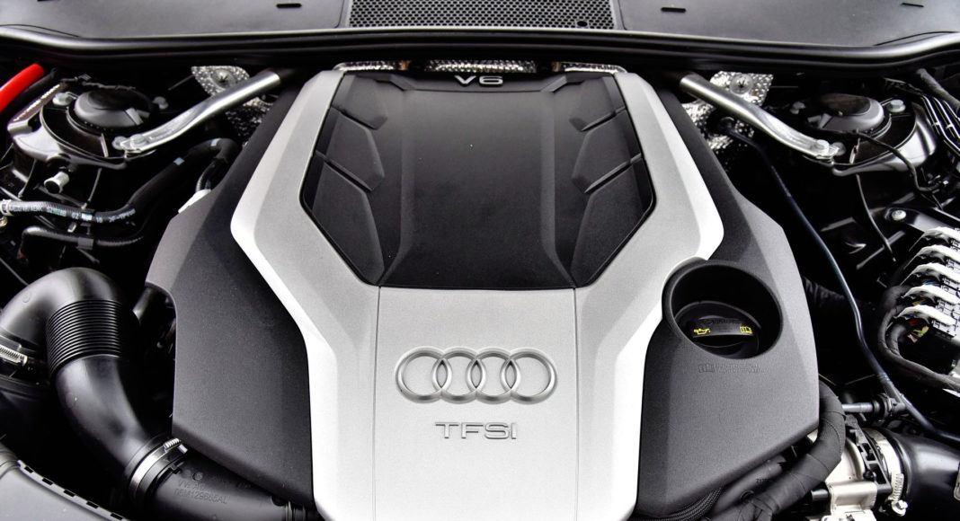 Audi A6 - silnik