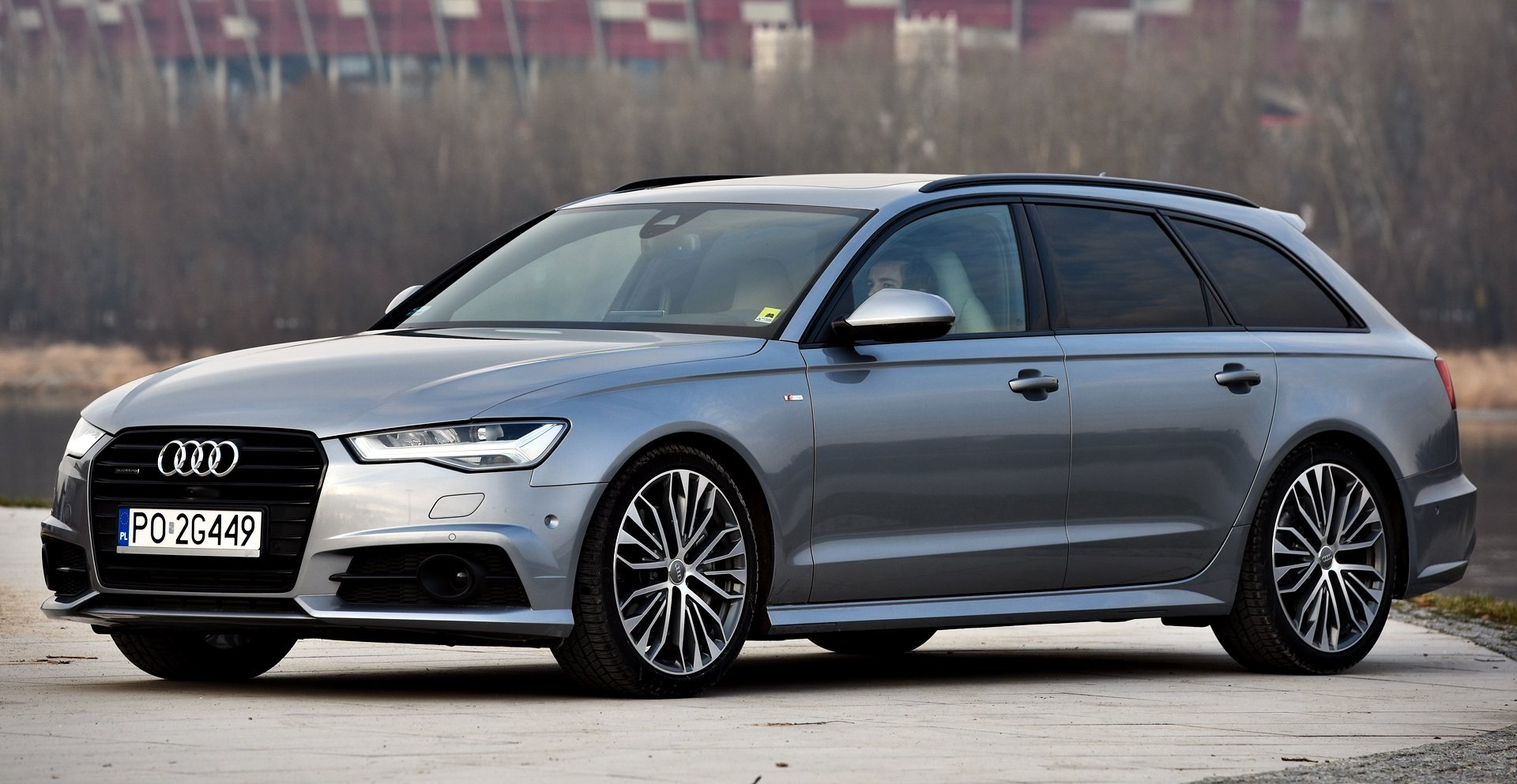 Audi A6 Dane Techniczne