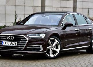 Audi A8 - dane techniczne