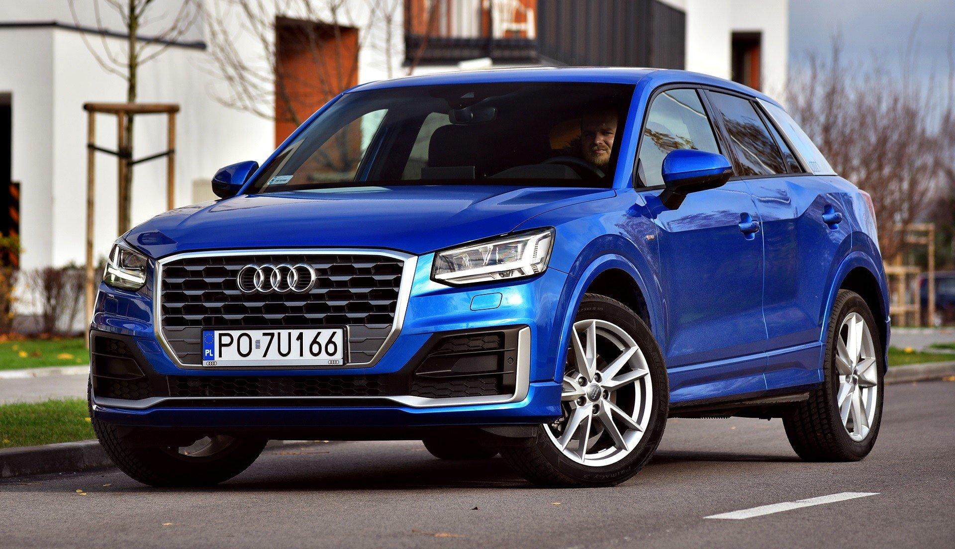 Audi Q2 Dane Techniczne