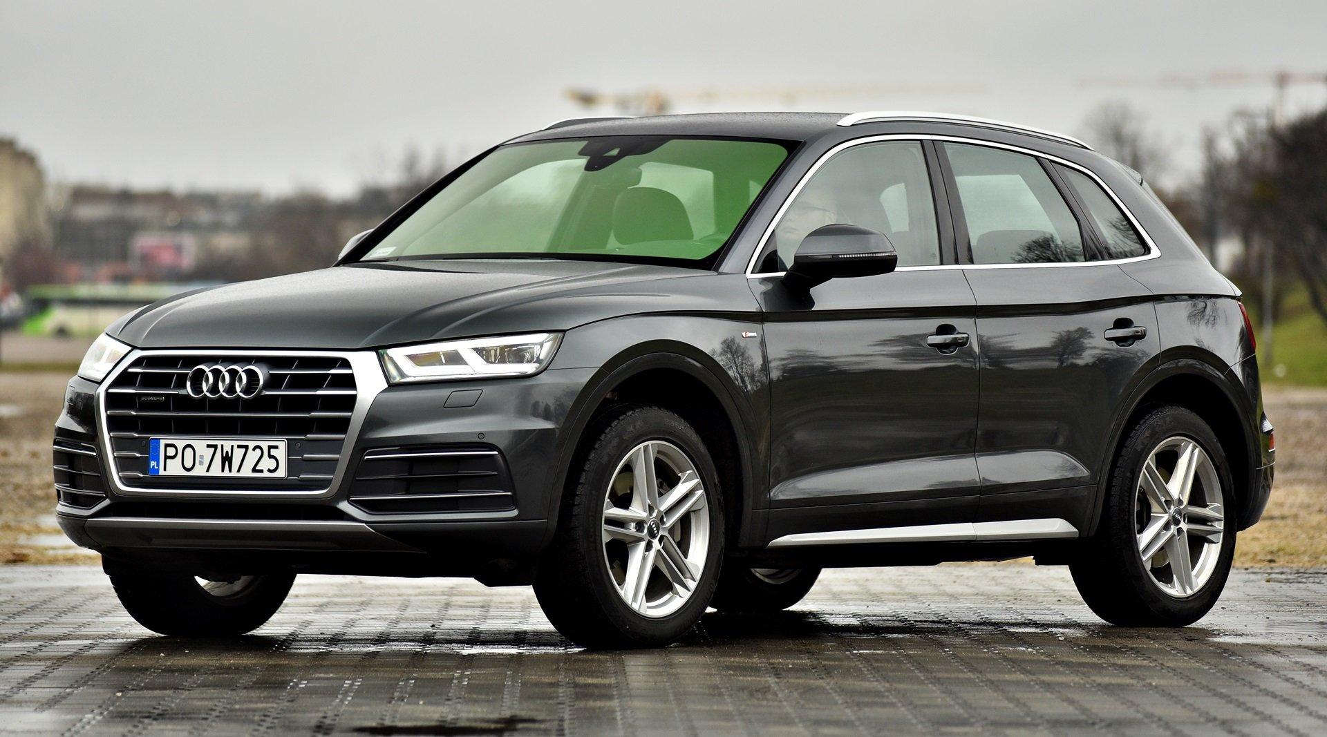 Audi Q5 Dane Techniczne
