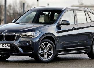 BMW X1 - dane techniczne