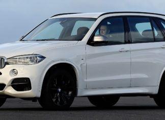 BMW X5 - dane techniczne