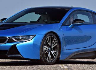 BMW i8 - dane techniczne