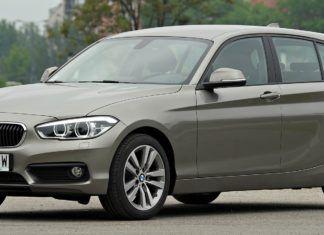 BMW serii 1 - dane techniczne