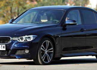 BMW serii 3 - dane techniczne
