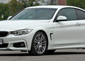 BMW serii 4 - dane techniczne