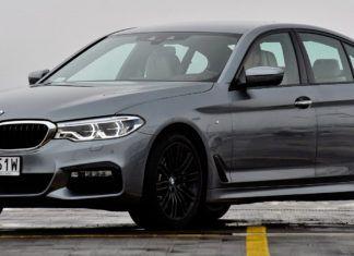 BMW serii 5 - dane techniczne