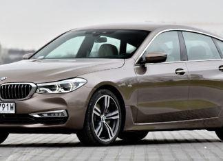 BMW serii 6 - dane techniczne