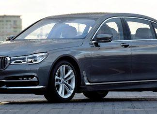 BMW serii 7 - dane techniczne